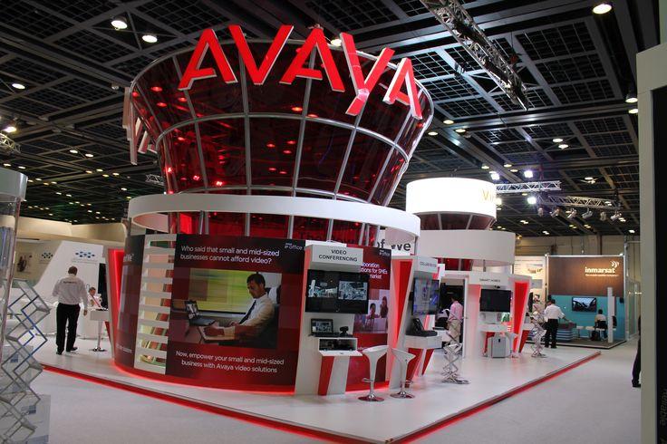 Innovative Avaya Stand