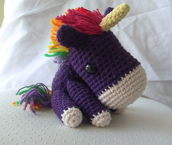Crochet Unicorn : crochet unicorn Crochet Pinterest