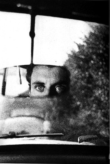1963-66 LA - Ralph Gibson. Wonder if I could try this with Dad and he's beloved Mustang