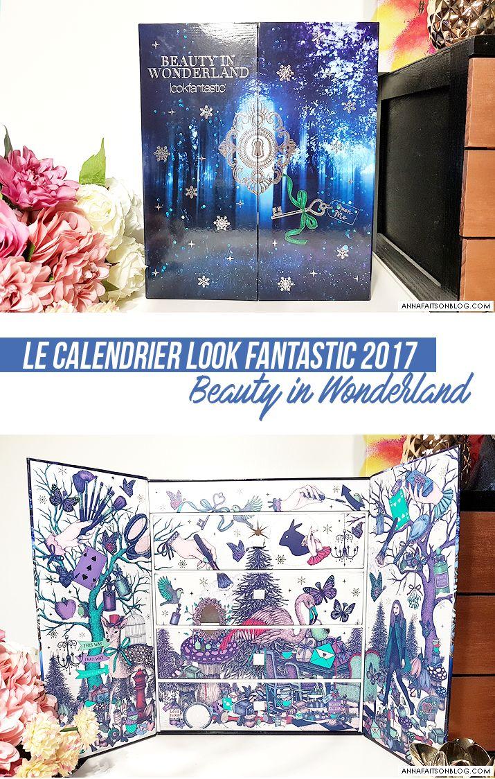 Calendrier Look Fantastic 2017