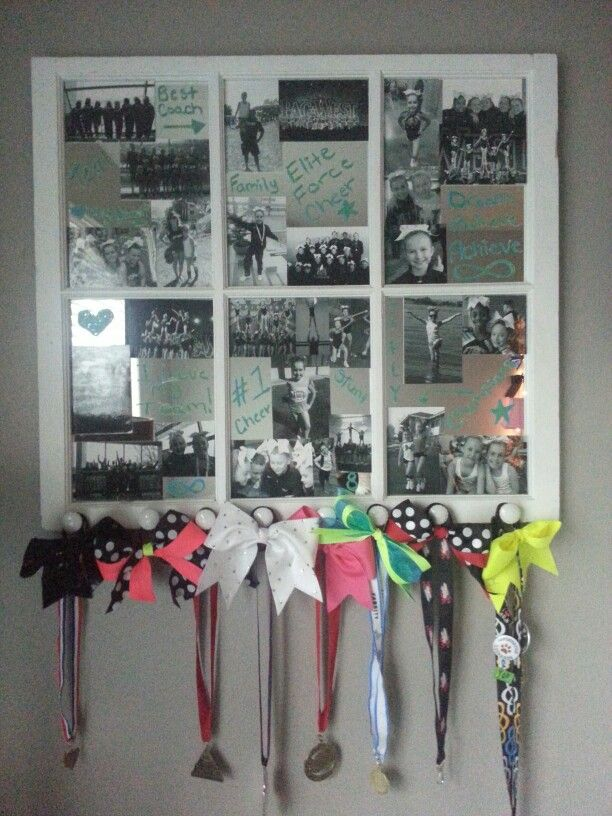 17 Best Images About Cheer Room Ideas On Pinterest