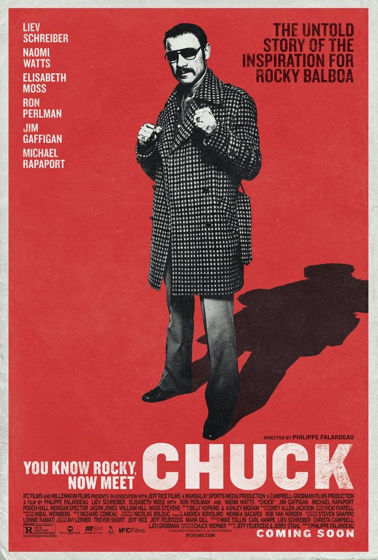 Chuck 2017 Movie #Chuck, #DramaMovies, #Hatici, #MovieTrailers, #SportMovies, #WatchMovie https://www.hatici.com/en/chuck-2017-movie  Chuck 2017 Movie; Bayonne was a source of pride in New Jersey. At the same time Bayonne had to fight with Muhammad Ali fifteen rounds. Rocky Balboa's inspiration. But before all this and before Chuck Wepner (Liev Schreiber) decided to join the big definition game in 1975, he was a family... - hatici