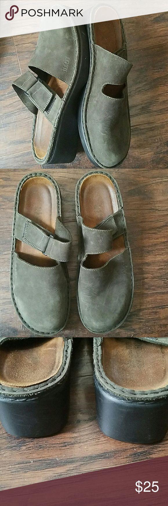 Selling this NAOT MULES CLOGS COMFORT SHOE SIZE 8 / 38 on Poshmark! My username is: bobbiaughtry. #shopmycloset #poshmark #fashion #shopping #style #forsale #naot #Shoes