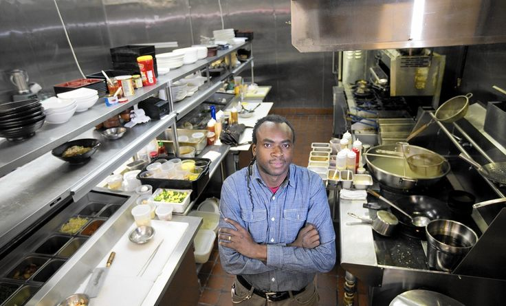 Chef Sylva Senat brings an exotic mix to Ippin Mono Kitchen, his Asian restaurant in Newport News  Chef Sylva Senat was born in Haiti, but his culinary tastes travel the globe.  http://www.dailypress.com/entertainment/food/dp-fea-chef-sylva-senat-20141228-story.html