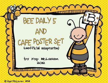 Daily 5 Posters And Charts   Monthly Book Tally Sheets - Kyp McLaren - TeachersPayTeachers.com