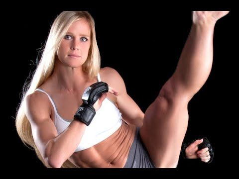 ESPN First Take : UFC queen Holly Holm Interview LIVE