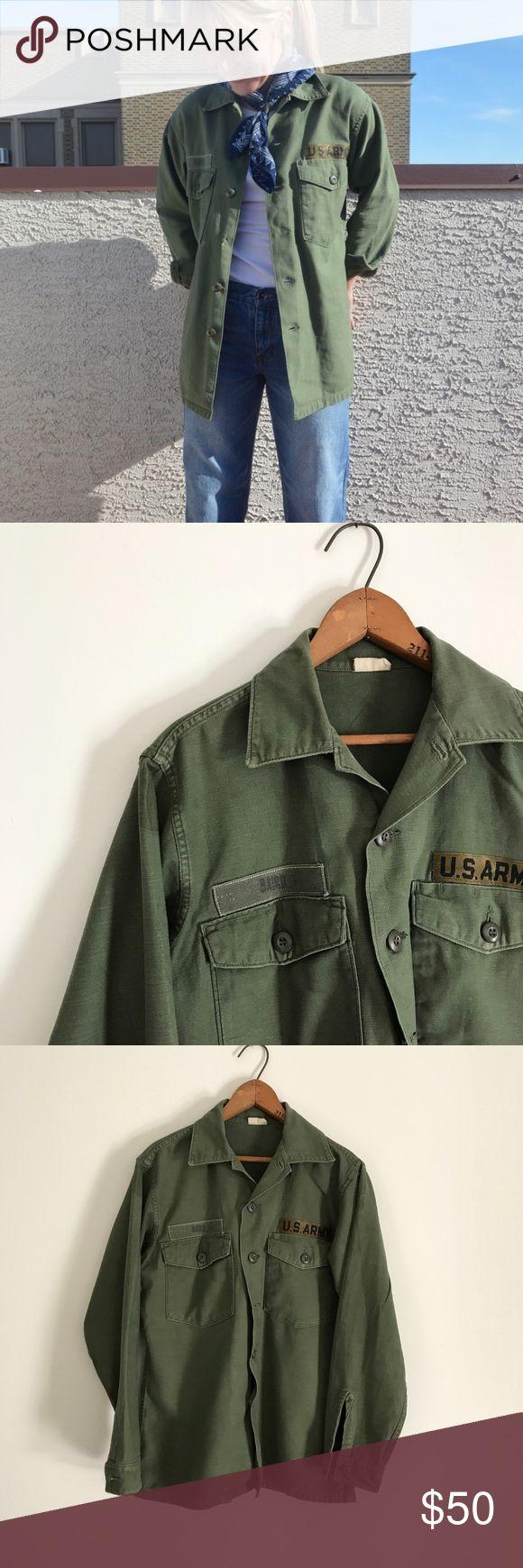baird's army jacket // u.s. army original KAOf1j33