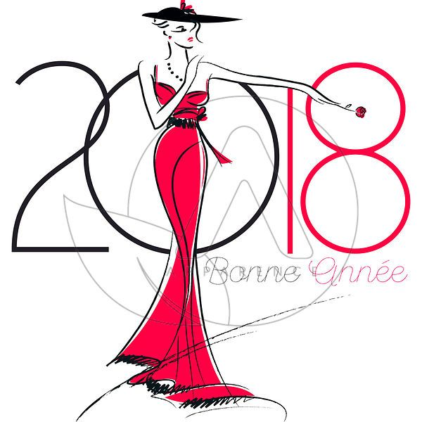 2018 VOEUX FRENCH HAUTE COUTURE