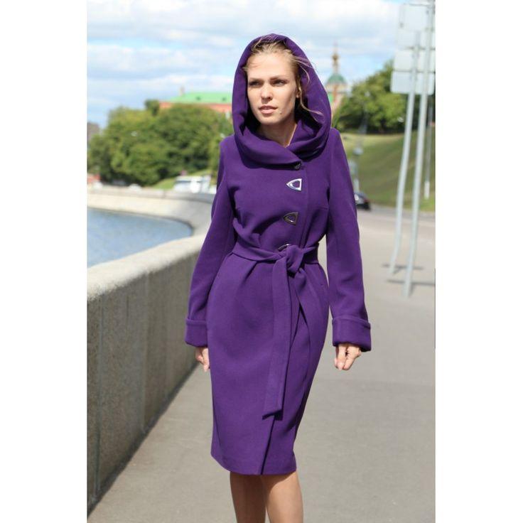 Пальто демисезонное женское Магдалина купить в Москве