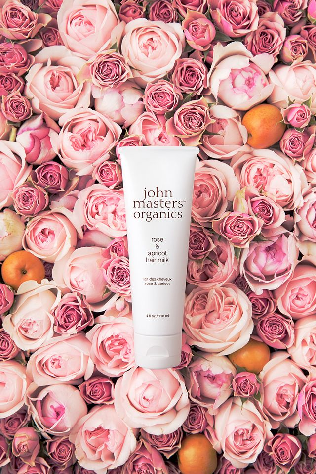 John Masters Organics Rose Hair Milk