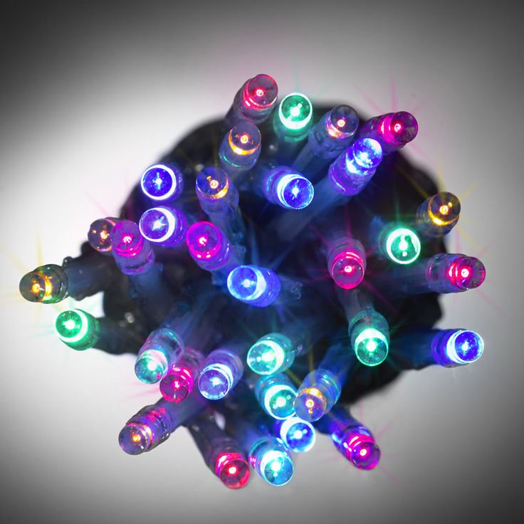 Wilko christmas decoration led lights multi coloured x 120 at wilko com