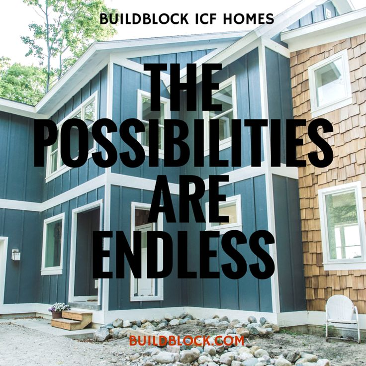 49 best buildblock insulating concrete forms projects for Icf home builders