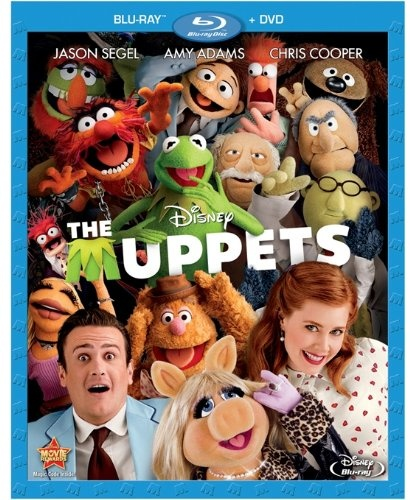 the muppets!! loved it!