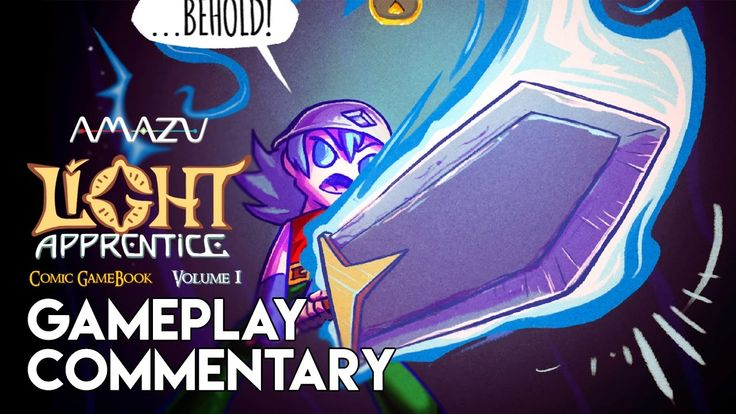 Light Apprentice PC Gameplay Commentary - Action-Adventure RPG