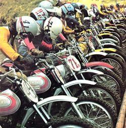 dirt bike history
