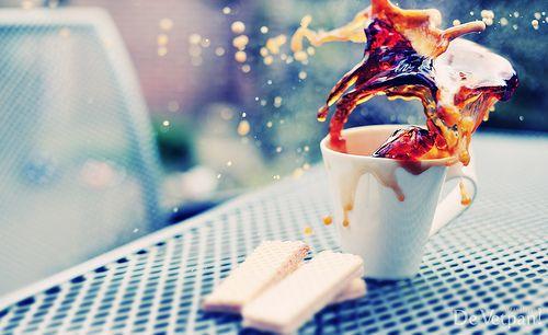 color coffee