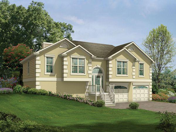 Split Home Designs Glamorous Design Inspiration
