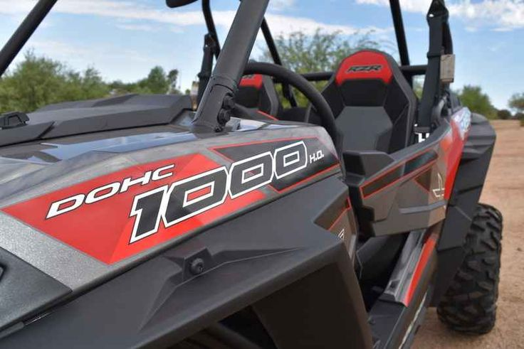 New 2017 Polaris RZR XP 1000 EPS Titanium Metallic ATVs For Sale in Arizona. 2017 Polaris RZR XP 1000 EPS Titanium Metallic, 2017 Polaris® RZR XP® 1000 EPS Titanium Metallic <p>The benchmark for Xtreme Performance. Power, suspension, and agility for any terrain.</p><p> Features may include: </p> POWER FEATURES <ul><li>110 HP PROSTAR® H.O. ENGINE</li></ul><p>Designed specifically for extreme performance, the Polaris ProStar® 1000 H.O. engine features 110 horses of High Output power and all of…