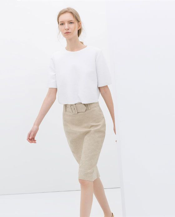 zara new this week skirt clothes to buy