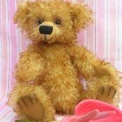 Teddy Bear Pattern - via @Craftsy