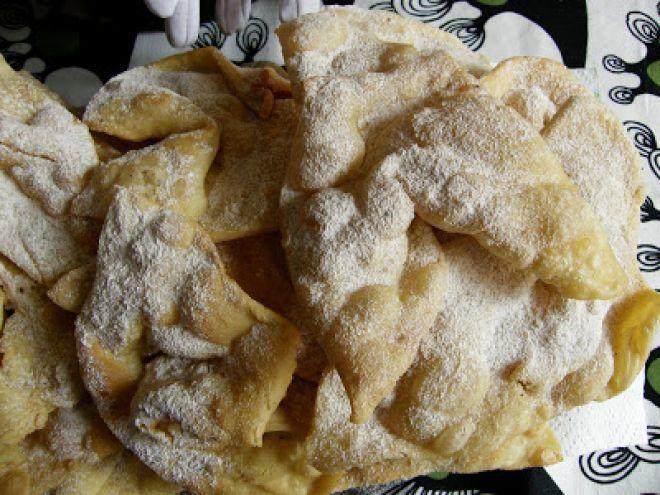 Orejas de carnaval (tradicional gallego), Receta por Harapos - Petitchef