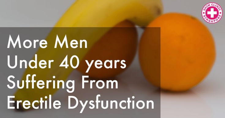 More Men Under 40 years Suffering From Erectile Dysfunction - Read here: https://www.shimclinic.com/blog/more-men-under-40-years-suffering-from-erectile-dysfunction. #ThingsYouShouldKnow #erectiledysfunction #prematureejaculation