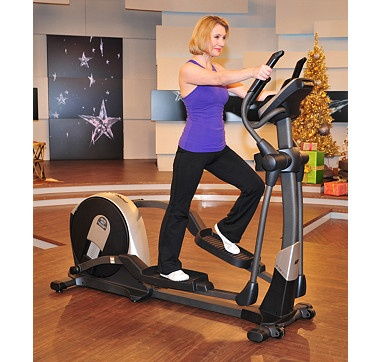 Burn more calories and get total-body toning with the Pro-Form 510 EX Elliptical.