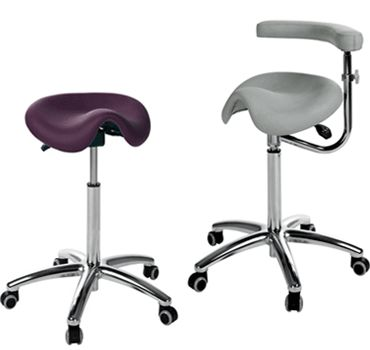 Ergonomic Saddle Stools for Dentistry | UK Made . Might help to improve my sitting posture  sc 1 st  Pinterest & 84 best Dental Ergonomics and Body Health images on Pinterest ... islam-shia.org
