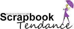 Scrapbook Tendance au Québec boutique et en ligne