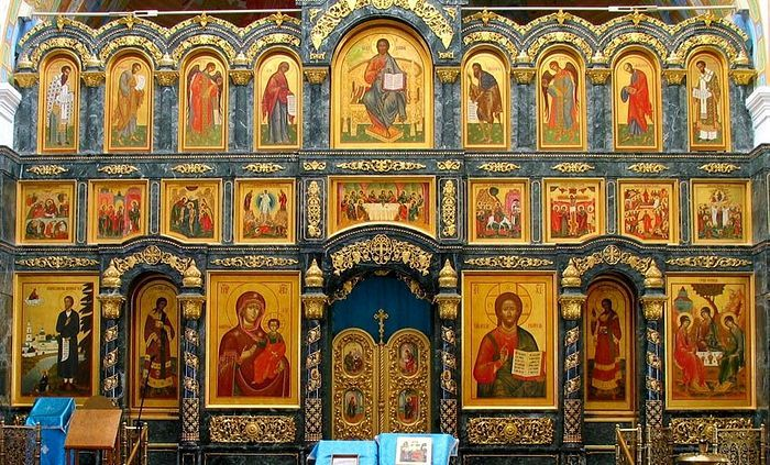 In an Orthodox church there is no thing or action which does not carry meaning…