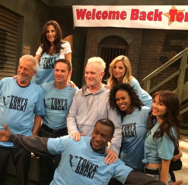 Tony Geary Returning To General Hospital | General Hospital Blog