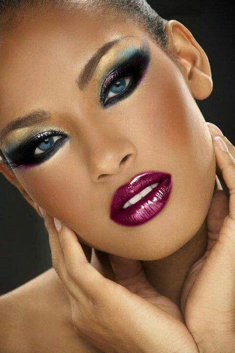 Lip color is gorgeous!