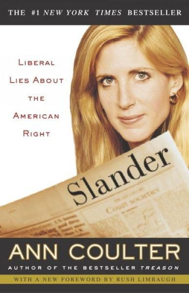 The hottest and most controversial book of the year! Find out who really controls the media in America. [Ann Coulter] is never in doubt. And that, along with her bright writing, sense of irony and out