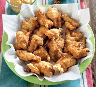Курица с миндалем