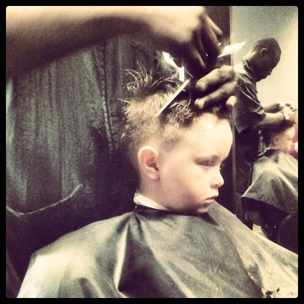 Goodfellas Barber Lounge - 34 Church St S, Ajax. Find them on facebook. Old school barber shop, creative and friendly. Cash only | www.lauramcbride.ca