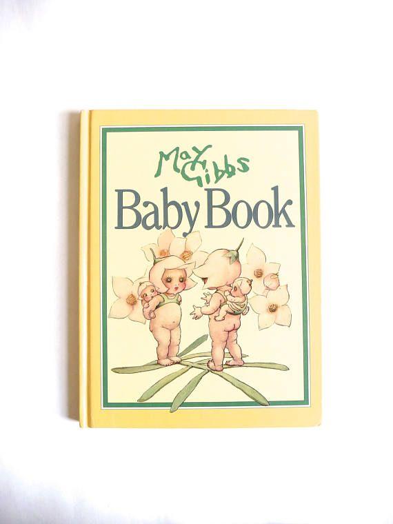 May Gibbs Baby Book Vintage New Unused