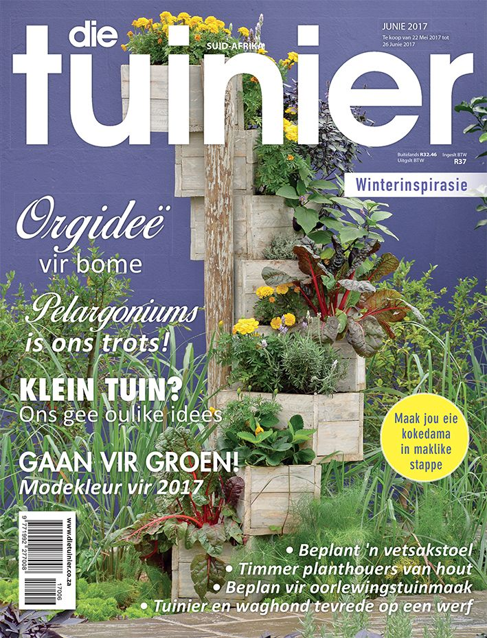 72 best The Gardener and Die Tuinier covers images on Pinterest ...