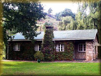 Esigodini Cottage, Drakensberg Gardens, southern berg