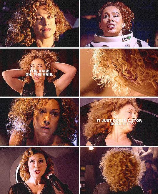 the most amazing hair in the universe