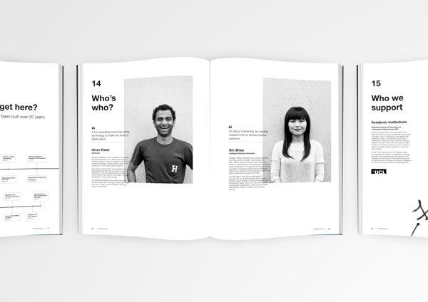 Employee Handbook On Behance  Employee Hanbook