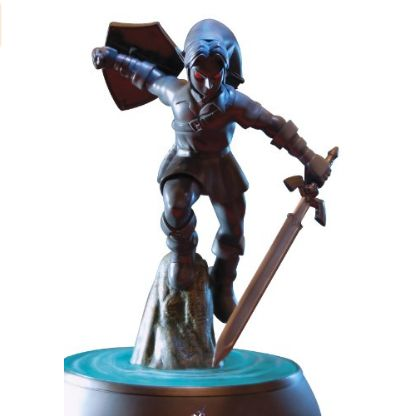 First 4 Figures Legend Of Zelda: Dark Link Statue