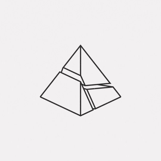 DAILY MINIMAL | #FE16-488 |   A new geometric design every day