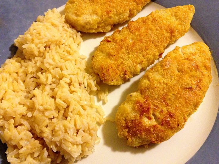 Gluten Free / Dairy Free / Egg Free / Candida Diet   Easy Chicken Tenders Recipe