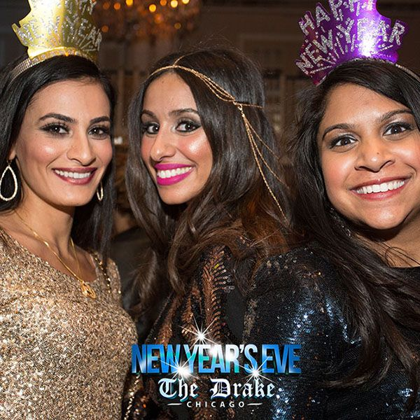 Chicago New Years Eve Party!