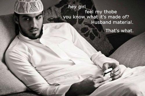 dating muslim man
