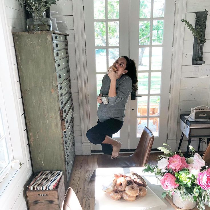 Joanna Gaines Shares New Baby Bump Pictures Just Weeks Ahead of Her Rumored Due Date