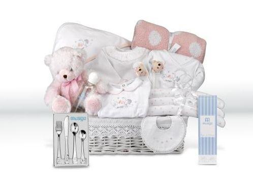 Regalos para Bebés y Canastillas de recién nacido