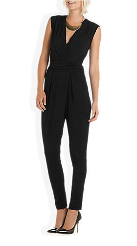 Jumpsuit Zwart - Costes Fashion