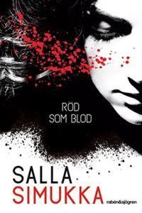http://www.adlibris.com/se/organisationer/product.aspx?isbn=912969079X | Titel: Röd som blod - Författare: Salla Simukka - ISBN: 912969079X - Pris: 138 kr