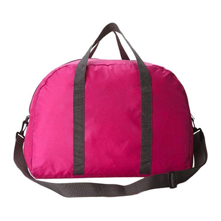 Портативный большой емкости Водонепроницаемый Сумка Багаж мужчина женщины дорожные сумки Багажа спортивная Сумка